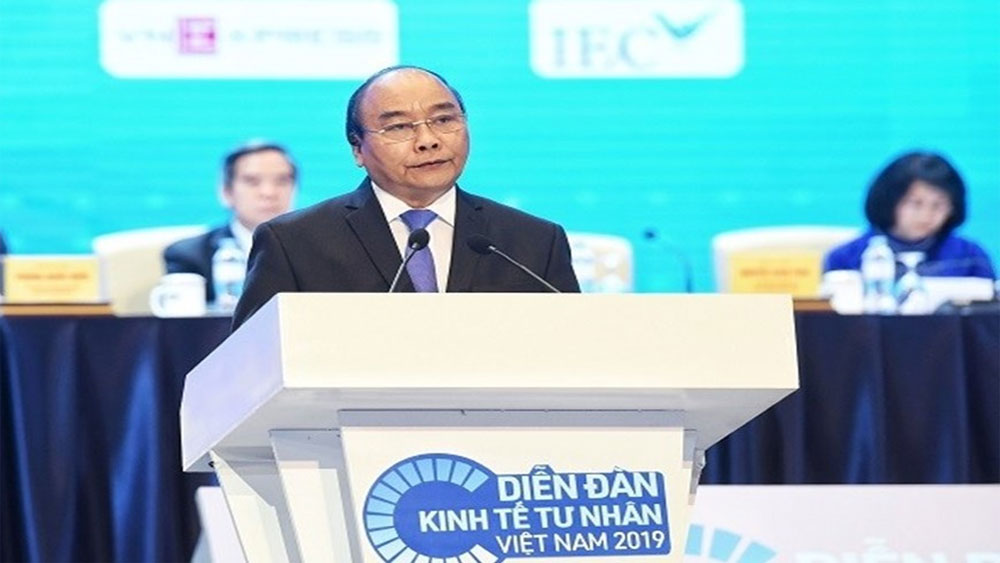 Thủ tướng Nguyễn Xuân Phúc: Doanh nhân Việt Nam cần có lòng yêu nước