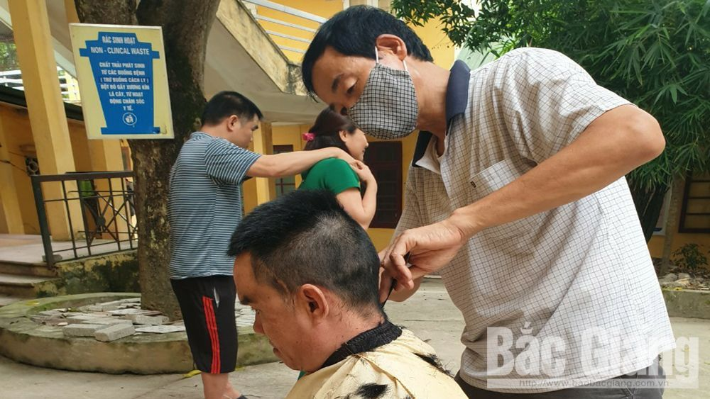 Kind hearted barber