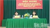 Cử tri huyện Hiệp Hòa kiến nghị giải quyết vướng mắc về đất đai, hỗ trợ tiêu thụ nông sản chủ lực