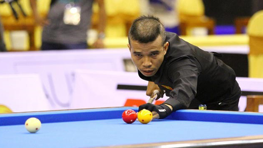 Vietnam's Chien climbs to world's top 3 cueist