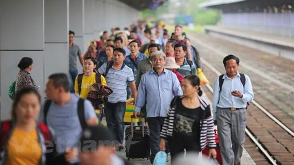 Chạy thêm hàng trăm chuyến tàu, phục vụ khách đi lại, dịp Hè, giảm giá vé tàu, Tổng công ty Đường sắt Việt Nam