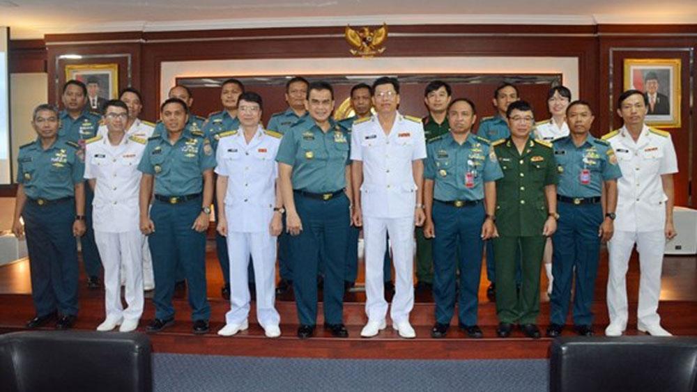 Vietnamese, Indonesian navies hope to bolster cooperation