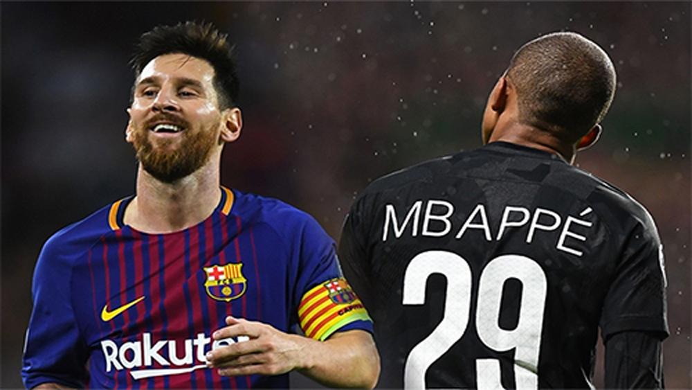 Mbappe, Giày Vàng, Messi, PSG, Mbappe bị treo giò ba trận