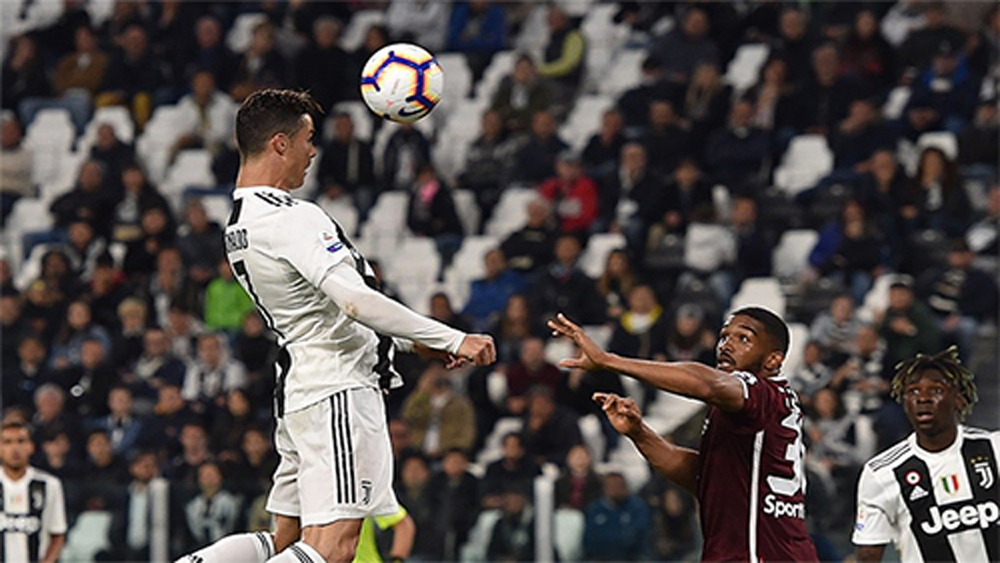 Ronaldo, Messi, Serie A