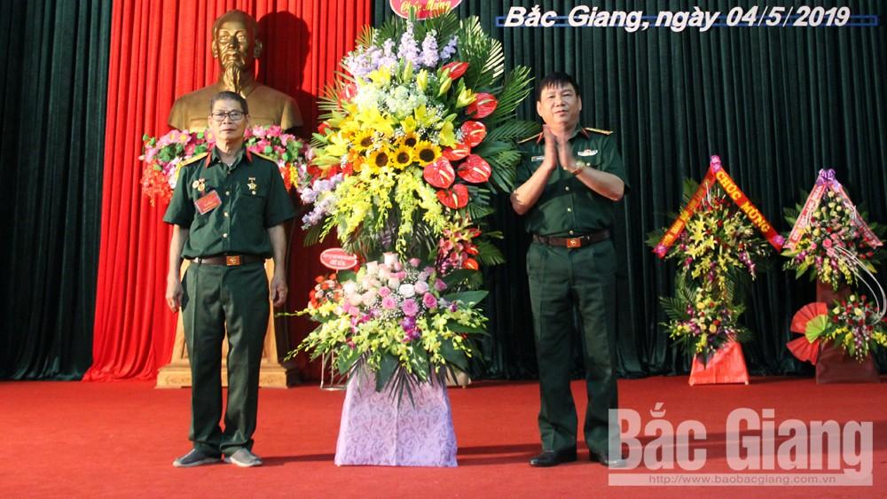 Cựu chiến binh Trung đoàn 751 gặp mặt tại TP Bắc Giang