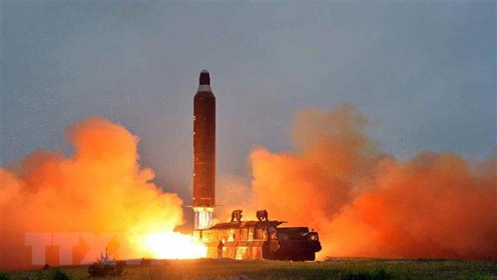 Hàn Quốc, tên lửa Triều Tiên, bay từ 70-200 km