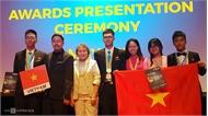 Học sinh Việt giành hai HCV quốc tế về sáng chế