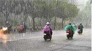 Tây Bắc Bắc Bộ nắng nóng diện rộng, Bắc Bộ mưa rào và dông