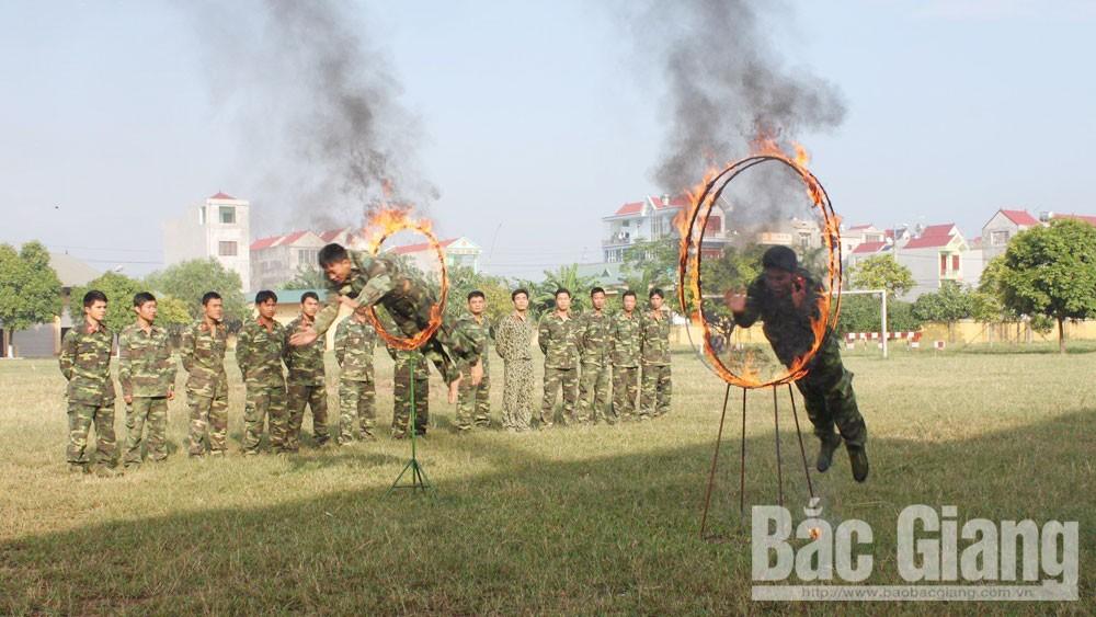 Tiếp bước chiến sĩ Điện Biên: Luyện quân, lập công, quyết thắng