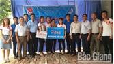 Lục Nam bàn giao nhà nhân ái cho hộ nghèo