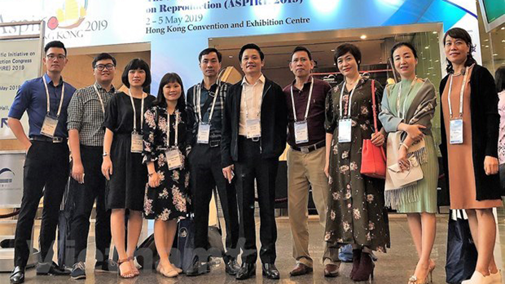 Vietnam attends Asia-Pacific reproduction congress in Hong Kong