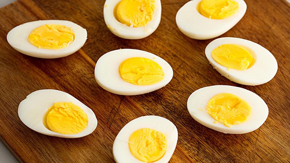 cách ăn trứng gà, sai lầm, nên ăn trứng gà như thế nào