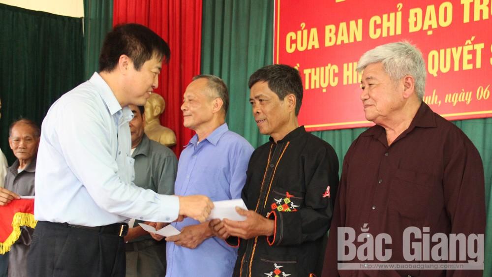 Ban Dân vận Trung ương, Đoàn kiểm tra Dan vận Trung ương, Bùi Tuấn Quang; Nghị quyết 24, Công tác dân tộc
