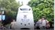 """""""Cảnh sát"""" robot công nghệ cao tuần tra đường phố Trung Quốc"""