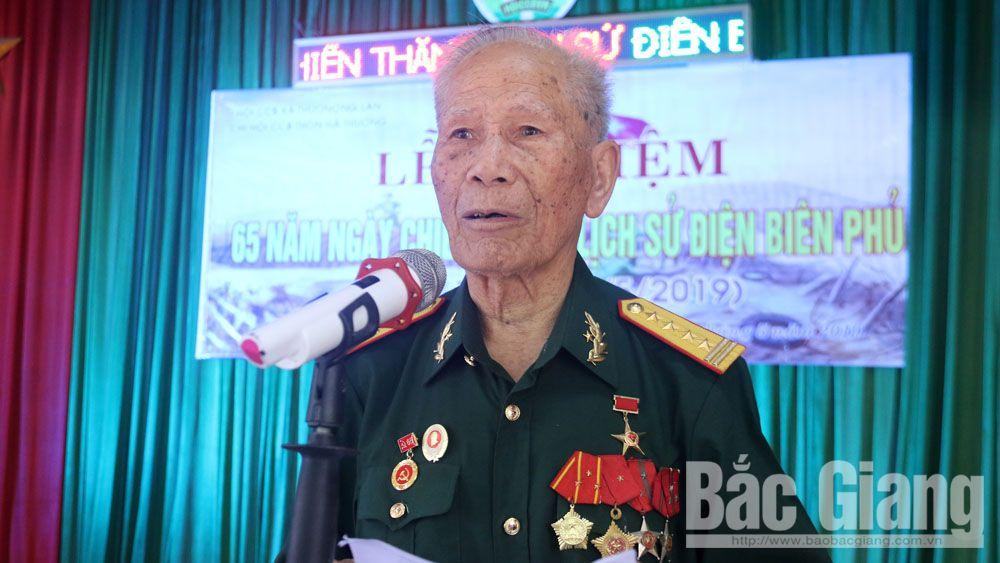 Anh hùng Lực lượng vũ trang Chu Văn Mùi, Chu Văn Mùi, Chiến thắng Điện Biên Phủ, Điện Biên Phủ