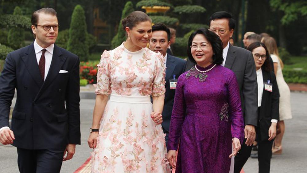Vietnam, Sweden seek to step up cooperation during talks
