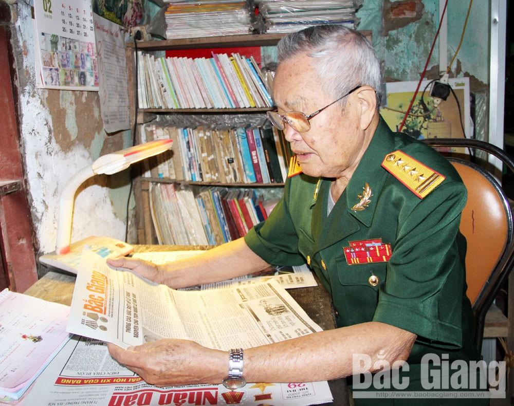 Khổng Đức Ngư, thôn Đồng Quan, xã Đồng Sơn, TP Bắc Giang, chiến dịch Điện Biên, Điện Biên Phủ