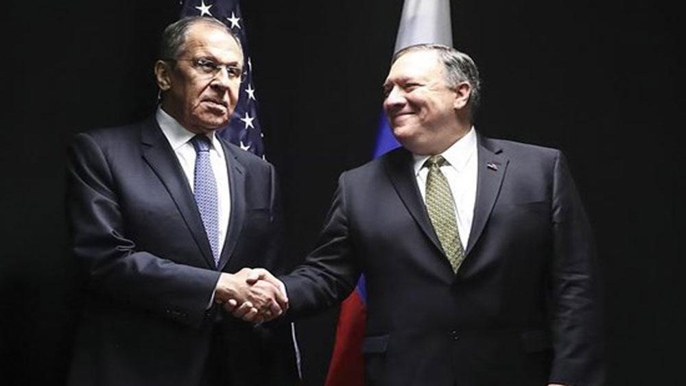 Ngoại trưởng Nga, Tổng thống Putin, Tổng thống Mỹ Trump,  Tổng thống Putin có thể gặp Tổng thống Mỹ Trump