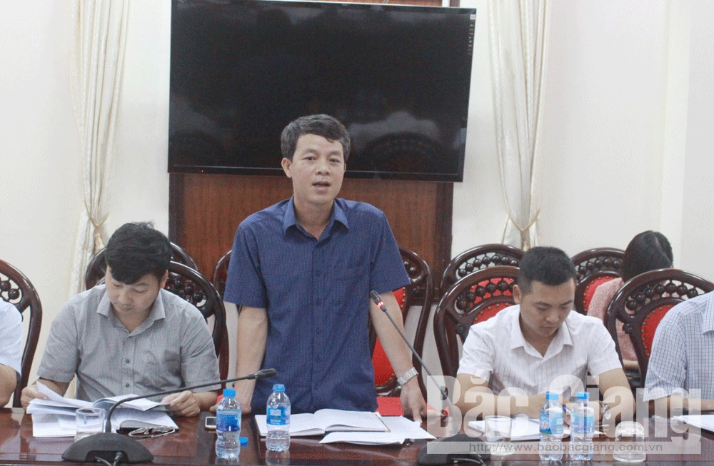 Bắc Giang, Đoàn ĐBQH tỉnh, góp ý kiến, vào, dự thảo, Luật Đầu tư công, (sửa đổi)