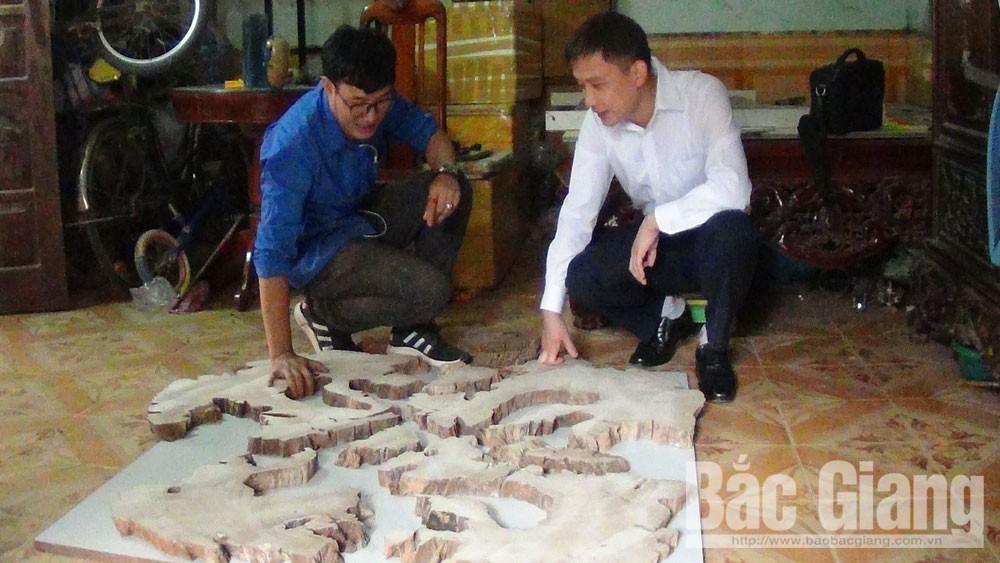 Hỗ trợ thanh niên TP Bắc Giang khởi nghiệp