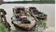 Công an huyện Hiệp Hòa xử phạt chủ tàu hút cát trái phép trên sông Cầu