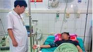 Hai người ở Tuyên Quang bị ngộ độc rượu ngâm củ ấu tàu