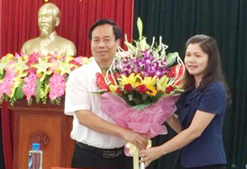 Huyện Tân Yên, Tỉnh Bắc Giang, Đinh Đức Cảnh, Phó Bí thư Thường trực Huyện ủy Tân Yên