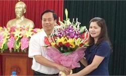 Đồng chí Đinh Đức Cảnh được bầu giữ chức Phó Bí thư Thường trực Huyện ủy Tân Yên