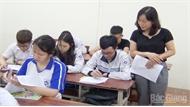 Sĩ tử dốc sức cho kỳ thi THPT quốc gia năm 2019