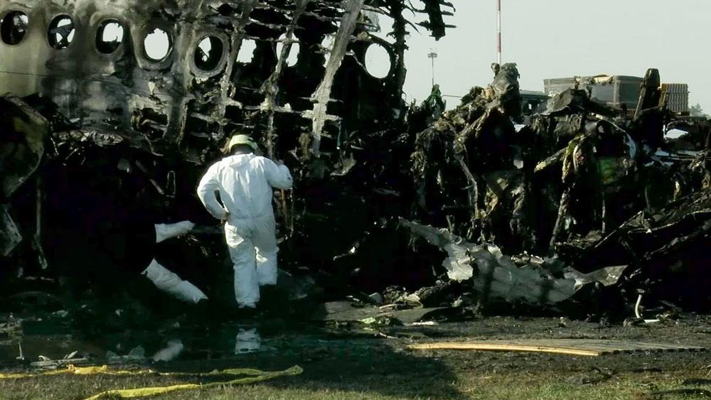 Cháy máy bay tại Nga, công bố, thông tin chi tiết