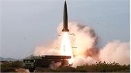 Mỹ xác nhận Triều Tiên phóng rocket và tên lửa