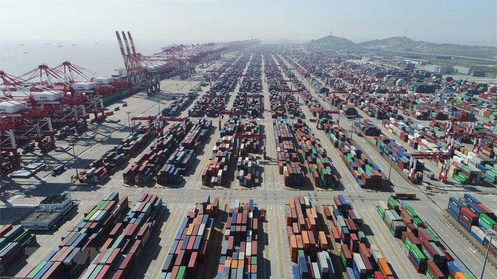Mỹ, thông báo, nâng thuế 25%, hàng hóa Trung Quốc, từ ngày 10-5