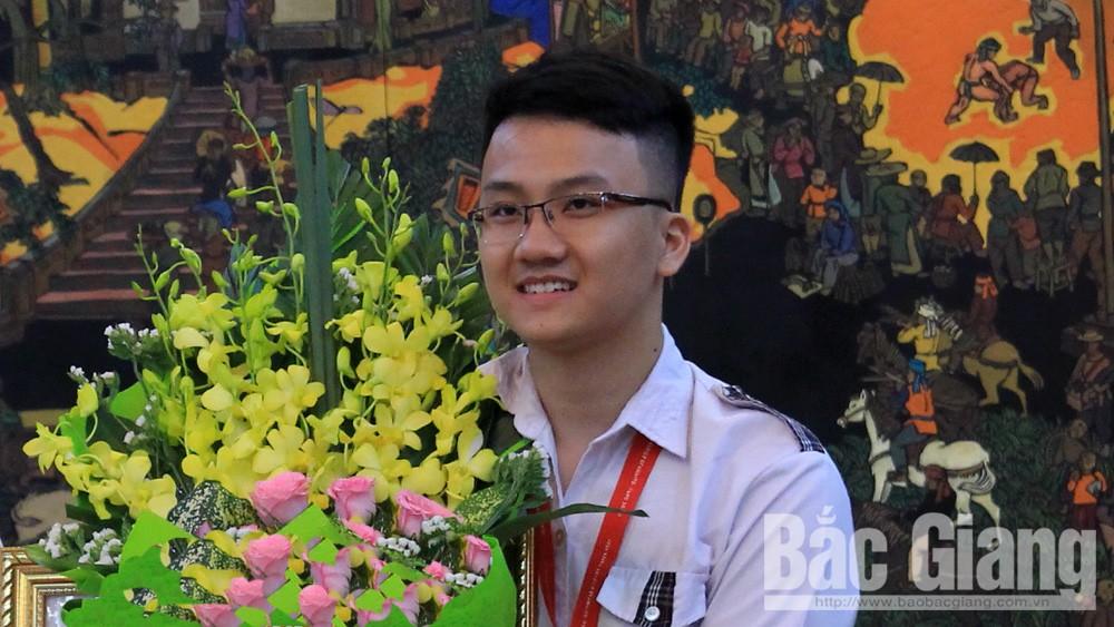 Thi THPT quốc gia, Trịnh Duy Hiếu, Trường THPT Chuyên Bắc Giang