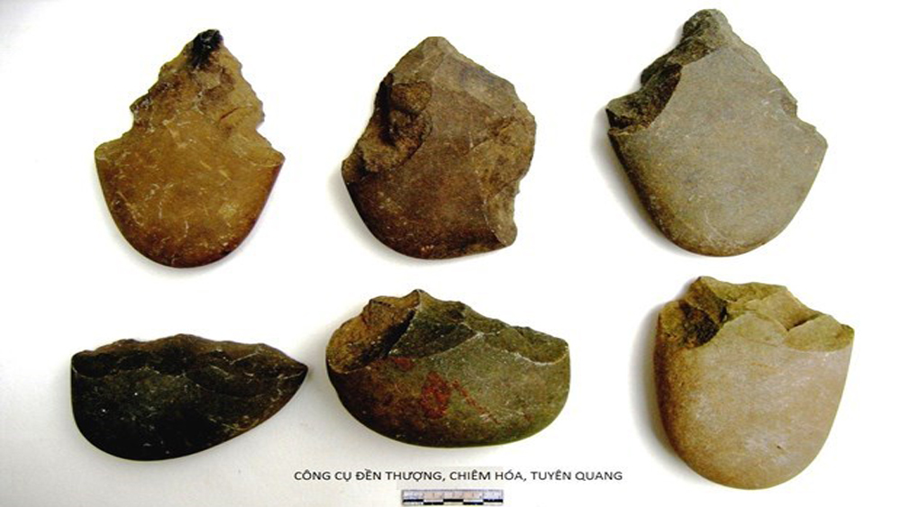 Primitive human traces found in Tuyen Quang province