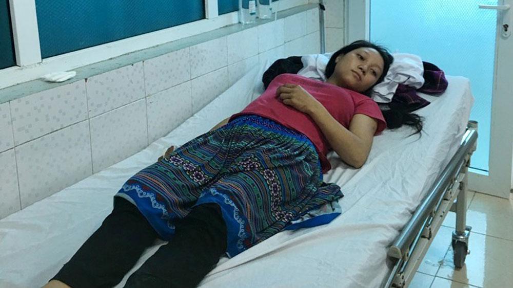 Lai Châu, gia đình nhập viện, ăn nấm độc