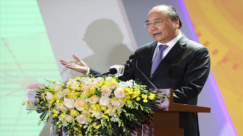 """Thủ tướng Nguyễn Xuân Phúc: """"Doanh nghiệp công nghệ là hạt nhân thực hiện khát vọng hoá rồng"""""""