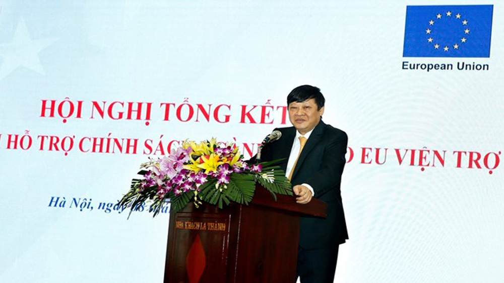 EU-funded programme helps improve Vietnam's health sector