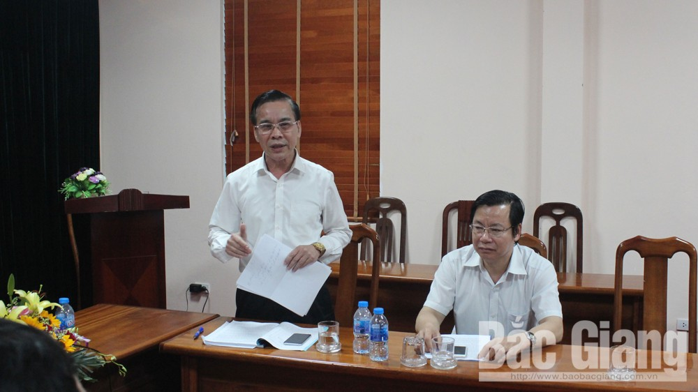 HĐND tỉnh Bắc Giang, chủ đầu tư, thực hiện nghiêm, xây dựng hạ tầng, Ban Kinh tế và Ngân sách, Sở Công Thương