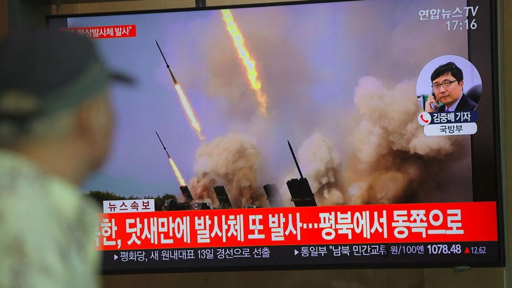 Triều Tiên phóng vật thể bay, không xuất hiện, mối đe dọa trực tiếp, an ninh Nhật Bản