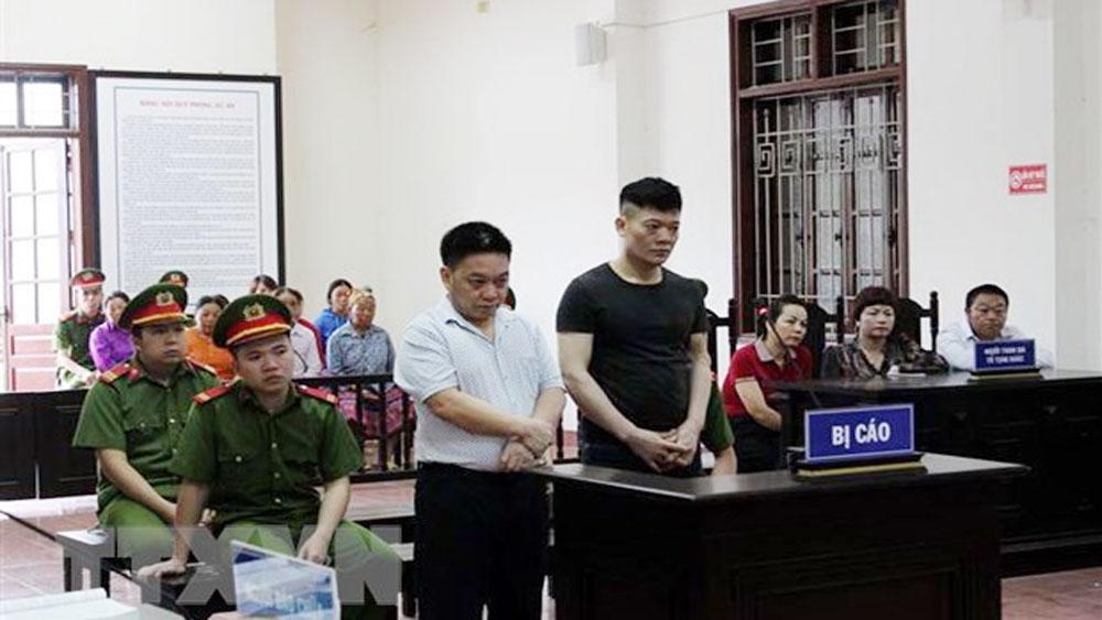 Tử hình, hai đối tượng mua bán trái phép, 30kg ma túy đá, Phàng A Nhà, Nguyễn Văn Vẻ