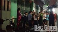 Đòi tiền không trả, một người dân ở Bắc Giang mang quan tài để trước nhà chủ nợ