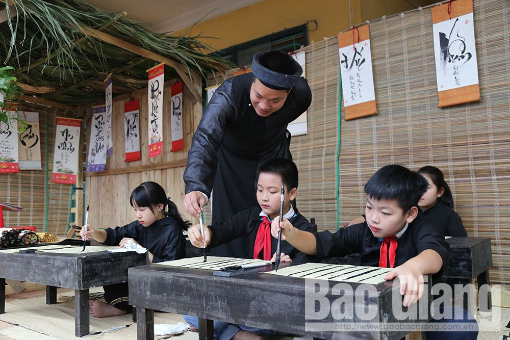 Bắc Giang, Yên Dũng, học sinh, trẻ em, giáo dục, trải nghiệm, nhạc sĩ Lê Minh Sơn, kỹ năng sống, xâm hại, bạo lực