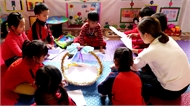 Hiệu quả từ chuyên đề lấy trẻ làm trung tâm