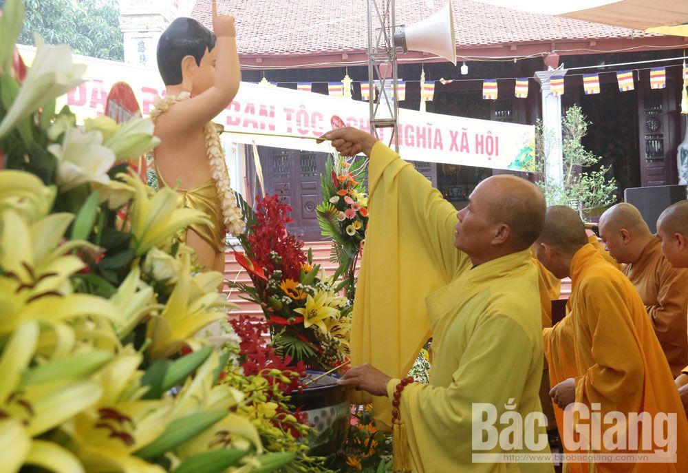 Việt yên, đại lễ phật đản, chùa phúc lâm