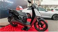 V9 - xe máy điện thể thao mới của VinFast lộ diện