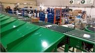 Hệ thống phân loại hàng hóa thông minh do Việt Nam lắp ráp