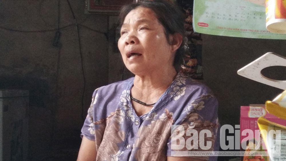 Công an tỉnh Bắc Giang, Phòng Cảnh sát hình sự, Mua bán người, bị bắt