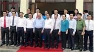 Thủ tướng Nguyễn Xuân Phúc tiếp xúc cử tri tại Hải Phòng