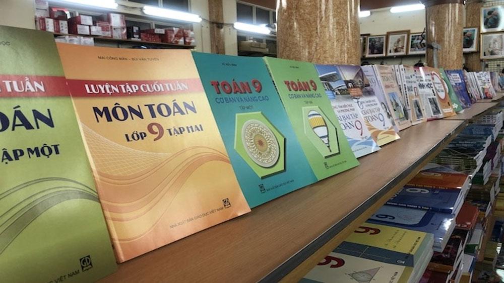 Chỉ điều chỉnh, tăng giá sách giáo khoa in năm 2019, Nhà xuất bản Giáo dục Việt Nam, giá sách giáo khoa
