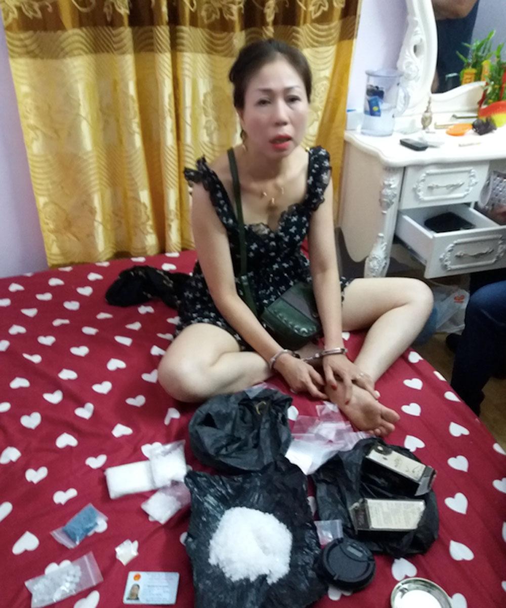 Khởi tố, băng nhóm bán ma tuý, quán karaoke, nhà nghỉ ở Nam Định, Nguyễn Thị Lan Phương, Hoàng Việt Trung , Nguyễn Việt Thanh.
